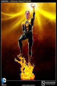 Sideshow de Hot Toys de Sinestro - Los mejores Hot Toys de Siniestro - Figuras coleccionables de Siniestro