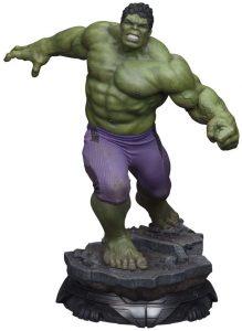 Sideshow de Hulk en Vengadores 2 - Los mejores Hot Toys de Hulk - Figuras coleccionables de Hulk