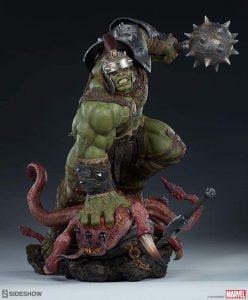 Sideshow de Hulk gladiador - Los mejores Hot Toys de Hulk - Figuras coleccionables de Hulk