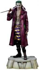 Sideshow de Joker de Jared Leto en Escuadrón Suicida - Los mejores Hot Toys del Joker - Figuras coleccionables del Joker