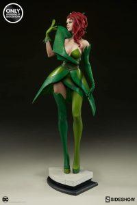 Sideshow de Poison Ivy Hiedra Venenosa - Los mejores Hot Toys de Poison Ivy - Figuras coleccionables de Hiedra Venenosa