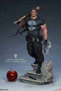 Sideshow de The Punisher clásico - Los mejores Hot Toys de The Punisher - Figuras coleccionables de The Punisher