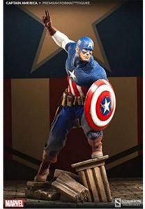 Sideshow del Capitán América vs Hydra - Los mejores Hot Toys del Capitán América - Figuras coleccionables del Capitán América