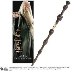 Comprar Varita barata de Albus Dumbledore de Harry Potter de The Noble Collection - Comprar varitas de Harry Potter