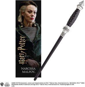 Comprar Varita barata de Narcissa Malfoy de Harry Potter de The Noble Collection - Comprar varitas de Harry Potter