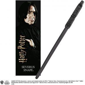Comprar Varita barata de Severus Snape de Harry Potter de The Noble Collection - Comprar varitas de Harry Potter