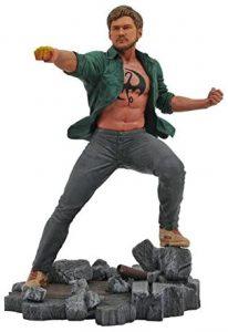 Figura Diamond de Iron Fist sin máscara - Las mejores figuras Diamond de Iron Fist - Figuras coleccionables de Iron Fist