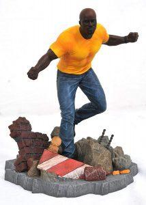 Figura Diamond de Luke Cage - Las mejores figuras Diamond de Luke Cage - Figuras coleccionables de Luke Cage
