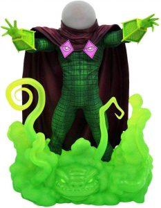 Figura Diamond de Mysterio - Las mejores figuras Diamond de Mysterio - Figuras coleccionables de villanos de Spiderman