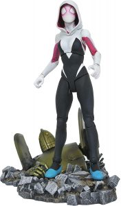 Figura Diamond de Spider Gwen - Las mejores figuras Diamond de Spider Gwen - Figuras coleccionables de Spider-Gwen