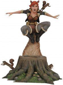 Figura Diamond de Squirrel Girl - Las mejores figuras Diamond de Squirrel Girl - Figuras coleccionables de Squirrel Girl