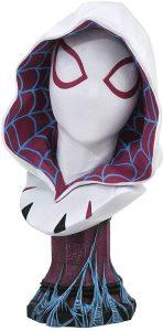 Figura Diamond de busto de Spider Gwen - Las mejores figuras Diamond de Spider Gwen - Figuras coleccionables de Spider-Gwen