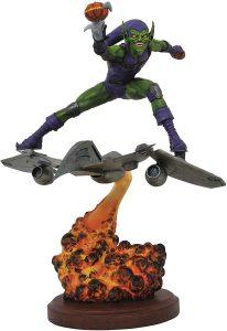 Figura Diamond del Duende Verde - Las mejores figuras Diamond de Green Goblin - Figuras coleccionables de villanos de Spiderman
