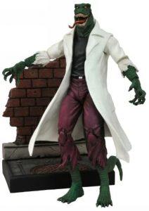 Figura Diamond del Lagarto - Las mejores figuras Diamond del Lagarto - Figuras coleccionables de villanos de Spiderman