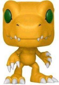 Figura Funko POP de Agumon de Digimon