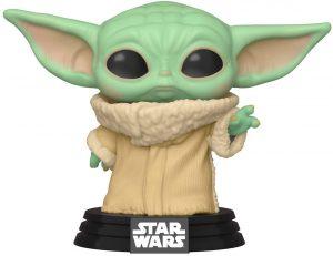 Figura Funko POP de Baby Yoda clásico