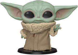 Figura Funko POP de Baby Yoda de 25 centímetros