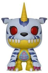 Figura Funko POP de Gabumon de Digimon