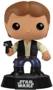 Figura Funko POP de Han Solo clásico