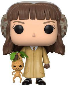 Figura Funko POP de Hermione Granger Herbología de Harry Potter