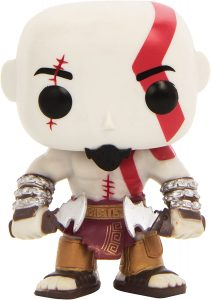 Figura Funko POP de Kratos clásica de God of War