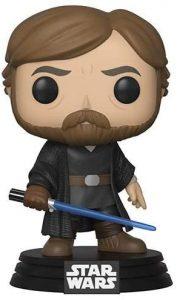 Figura Funko POP de Luke Skywalker mayor