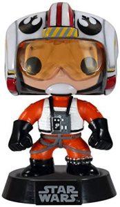 Figura Funko POP de Luke Skywalker piloto
