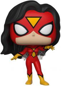Figura Funko POP de Spiderwoman