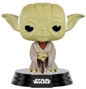 Figura Funko POP de Yoda Dagobah