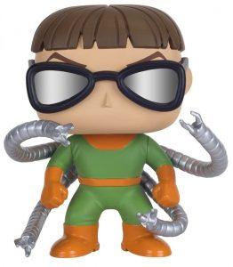 Figura Funko POP del Doctor Octopus