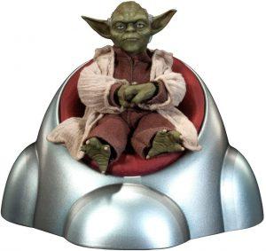 Figura Sideshow de Yoda precuelas - Figuras coleccionables de Yoda de Star Wars