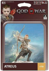 Figura de ATREUS de God of War 4 de Totaku - Figuras coleccionables de God of War