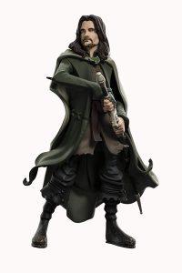 Figura de Aragorn de Weta Collectibles - Figuras coleccionables de Aragorn del Señor de los anillos