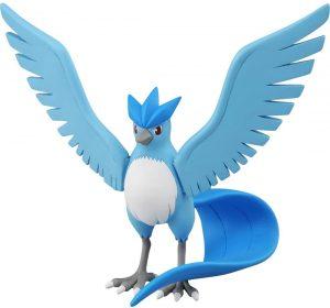 Figura de Articuno de Takara Tomy - Figuras coleccionables de Articuno de Pokemon