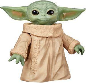 Figura de Baby Yoda de The Mandalorian de Hasbro F11165L0 - Figuras coleccionables de Baby Yoda de Star Wars