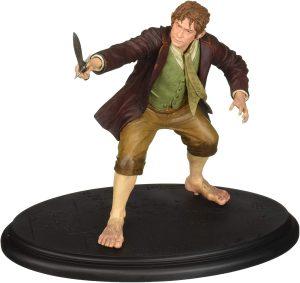 Figura de Bilbo Premium 2 de Weta Collectibles - Figuras coleccionables de Bilbo del Señor de los anillos