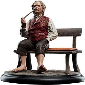 Figura de Bilbo Premium de Weta Collectibles - Figuras coleccionables de Bilbo del Señor de los anillos