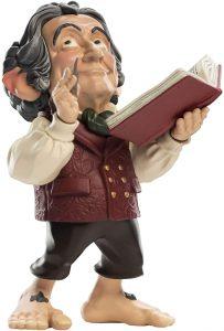Figura de Bilbo de Weta Collectibles - Figuras coleccionables de Bilbo del Señor de los anillos