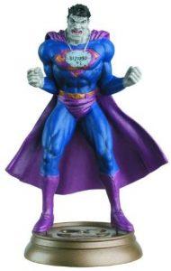 Figura de Bizarro de Eaglemoss - Figuras coleccionables de Bizarro de Superman