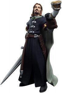 Figura de Boromir de Weta Collectibles - Figuras coleccionables de Boromir del Señor de los anillos
