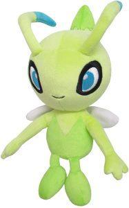 Figura de Celebi de Peluche - Figuras coleccionables de Celebi de Pokemon