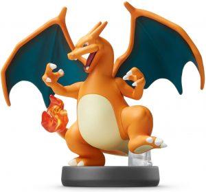 Figura de Charizard de Amiibo - Figuras coleccionables de Charizard de Pokemon