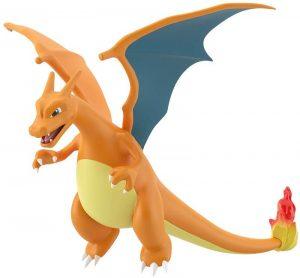 Figura de Charizard de Bandai - Figuras coleccionables de Charizard de Pokemon