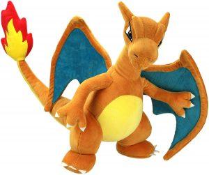 Figura de Charizard de Peluche - Figuras coleccionables de Charizard de Pokemon