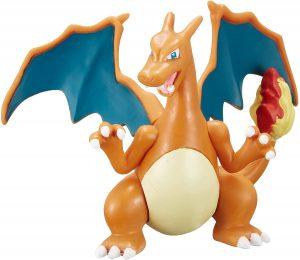 Figura de Charizard de Takara Tomy - Figuras coleccionables de Charizard de Pokemon