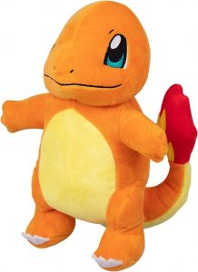 Figura de Charmander de Peluche - Figuras coleccionables de Charizard de Pokemon
