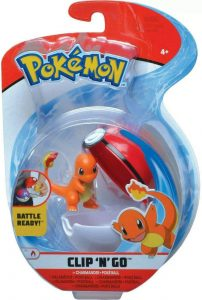 Figura de Charmander de Pokemo Battle - Figuras coleccionables de Charizard de Pokemon