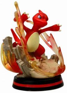 Figura de Charmeleon de XQ - Figuras coleccionables de Charizard de Pokemon