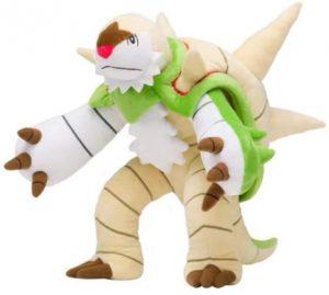 Figura de Chesnaught de Peluche - Figuras coleccionables de Chesnaught de Pokemon