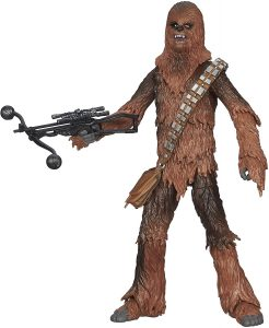 Figura de Chewbacca de Black Series de Hasbro - Figuras coleccionables de Chewbacca de Star Wars